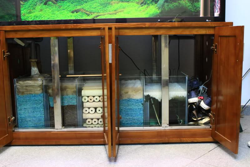 vật liệu lọc bùi nhùi sử dụng trong bể lọc tràn dưới