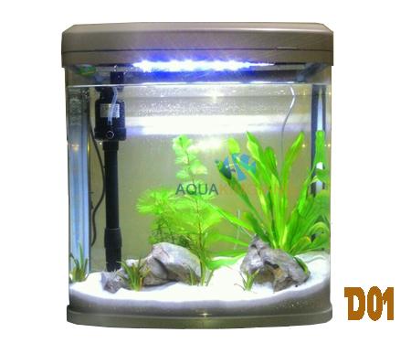 Bể cá cảnh mini - Bể đúc D01