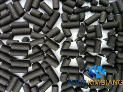 Vật liệu lọc hóa học than hoạt tính và đá lọc asen