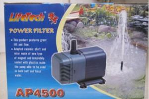 Máy bơm Lifetech AP 4500 – Máy bơm nước bể cá