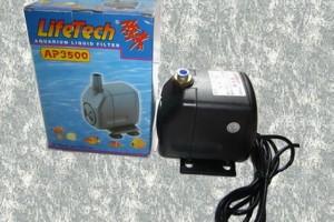 Máy bơm lifetech AP 3500 – Máy bơm nước bể cá cảnh