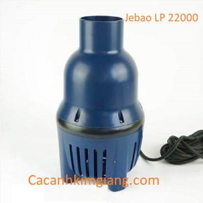 Máy bơm Jebao LP 22000 - Máy bơm nước công suất lớn cho hồ cá koi