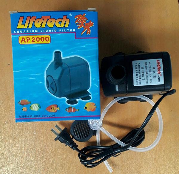 Máy bơm Lifetech AP2000 - Công suất 28W
