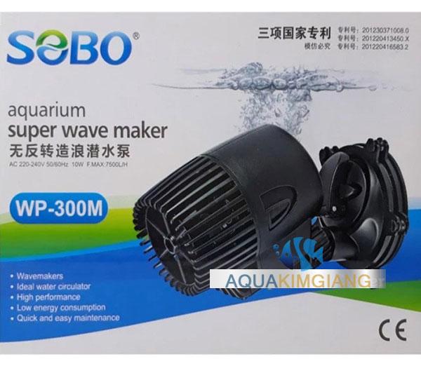 Thổi Luồng 10W Sobo WP-300M