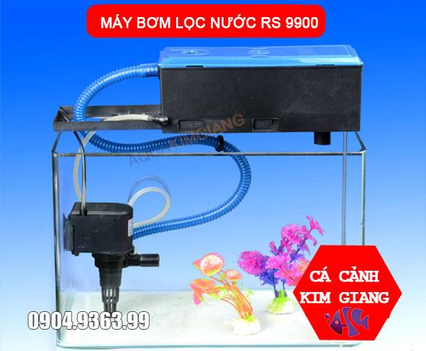 Cách lắp đặt máy bơm lọc nước 9900