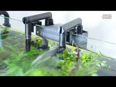 Máy lọc nước cho bể cá cảnh, bể thủy sinh Sunsun HBL 803