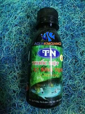 Thuốc trị trùng mỏ neo trên cá cảnh