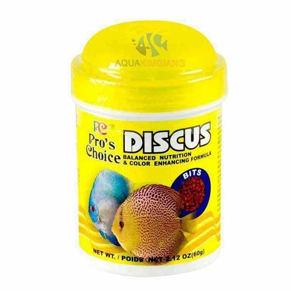 Cám Discus giàu dinh dưỡng cho cá đĩa