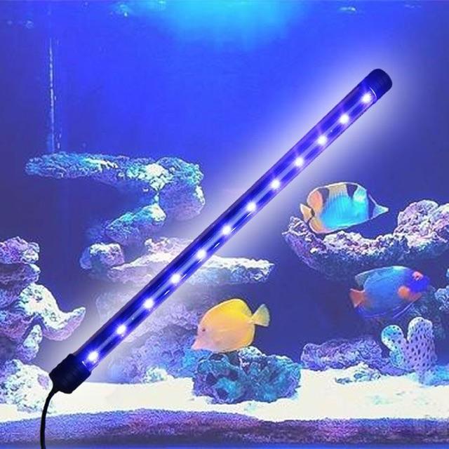 Đèn led caibao T4 60 2 màu cho bể cá