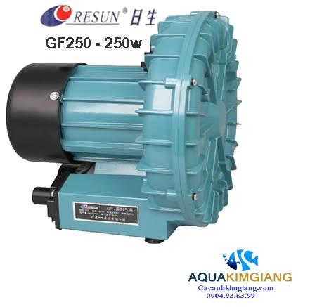 máy sủi khí bể hải sản resun gf250
