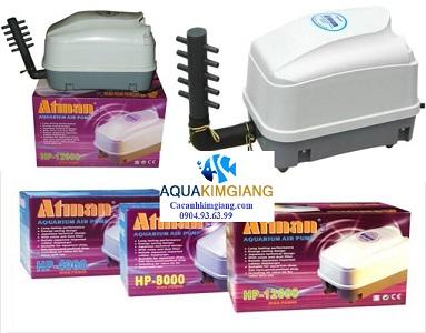 máy sủi khí oxy atman HP 12000