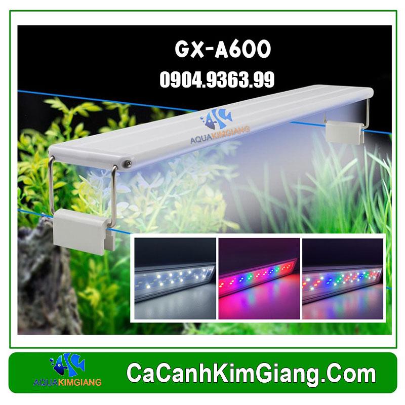 Đèn led Roxin GX-K600 phù hợp cho các loại bể cá, bể thủy sinh