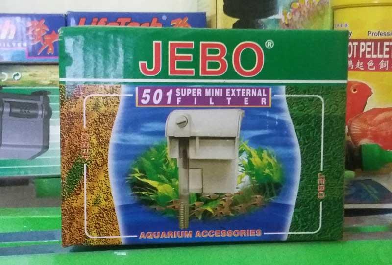 Máy lọc cạnh JEBO 501