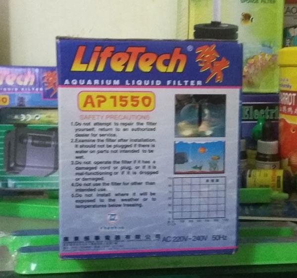 Máy bơm Lifetech AP 1550 -1