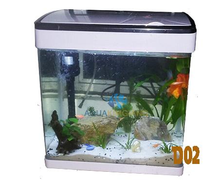 Bể cá mini D02