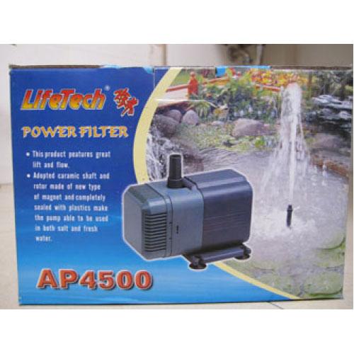 Máy bơm Lifetech AP 4500 công suất 50W