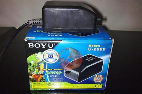 Máy sủi khí oxy ít hao điện BOYU U-2800