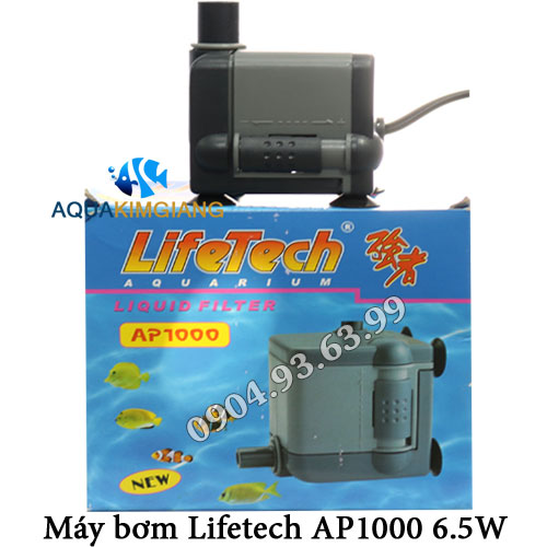 Máy bơm nước Lifetech Ap 1000 6.5w