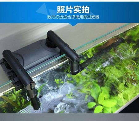 Máy lọc nước cho bể cá cảnh, bể thủy sinh Sunsun HBL 801 -802- 803