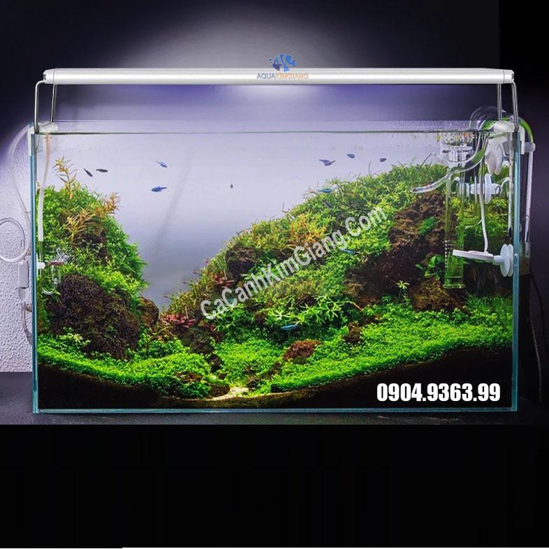 Đèn LED kẹp Roxin GX-K800 cho bể cá 80-90cm