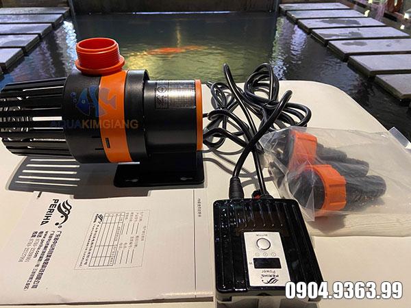 Máy bơm Periha PB 7000 siêu tiết kiệm được được sử dụng cho các hồ cá koi